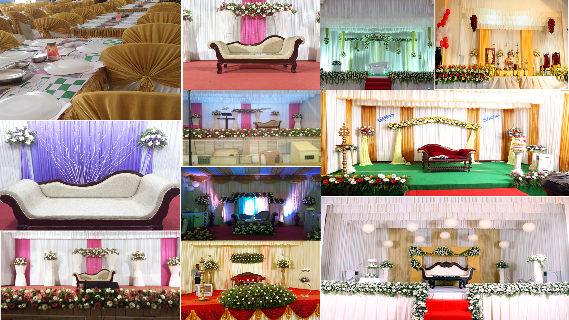 Stage Decoration Kottayam : International directory fordern