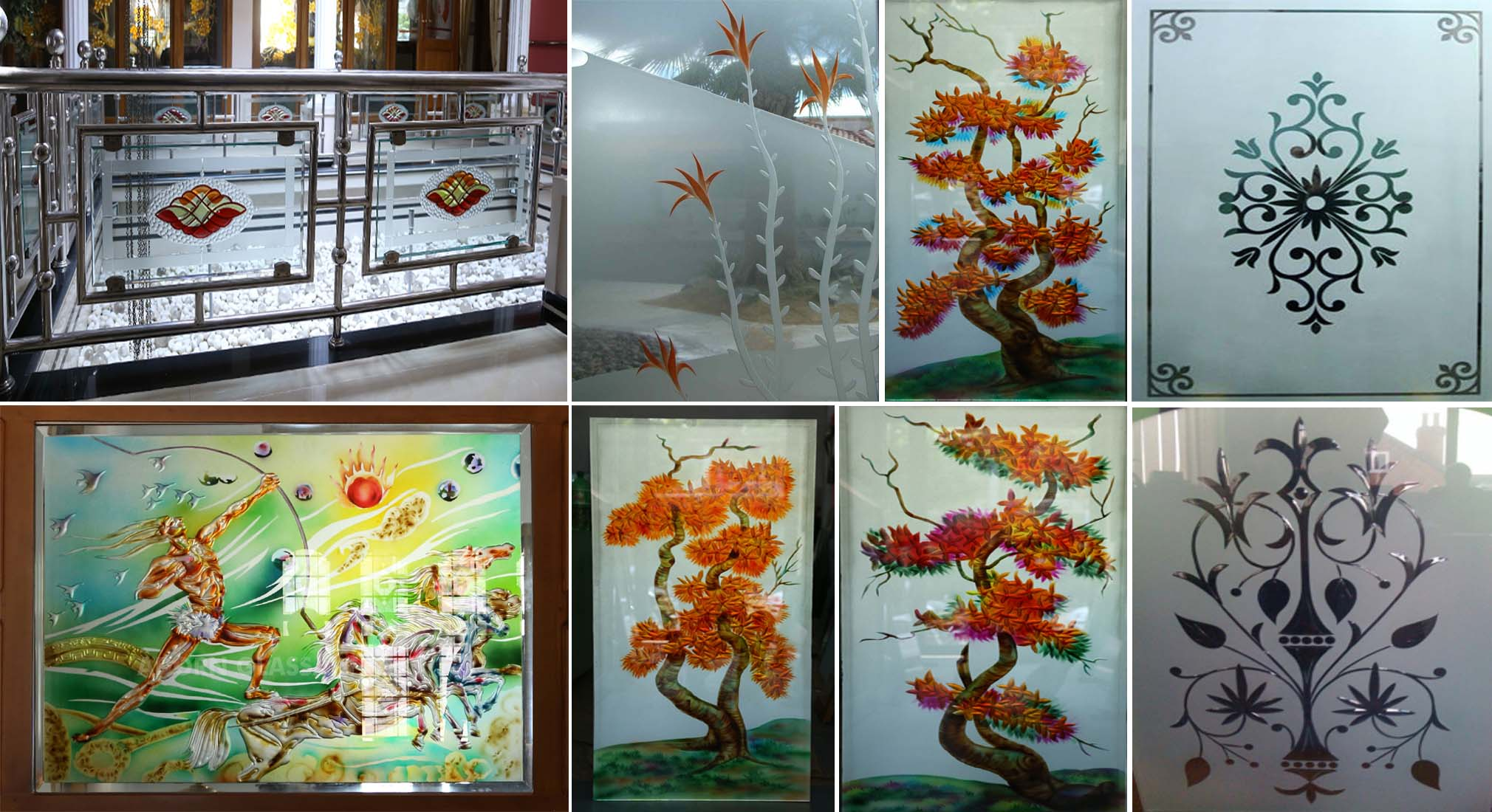 Frosted Glass Price In India