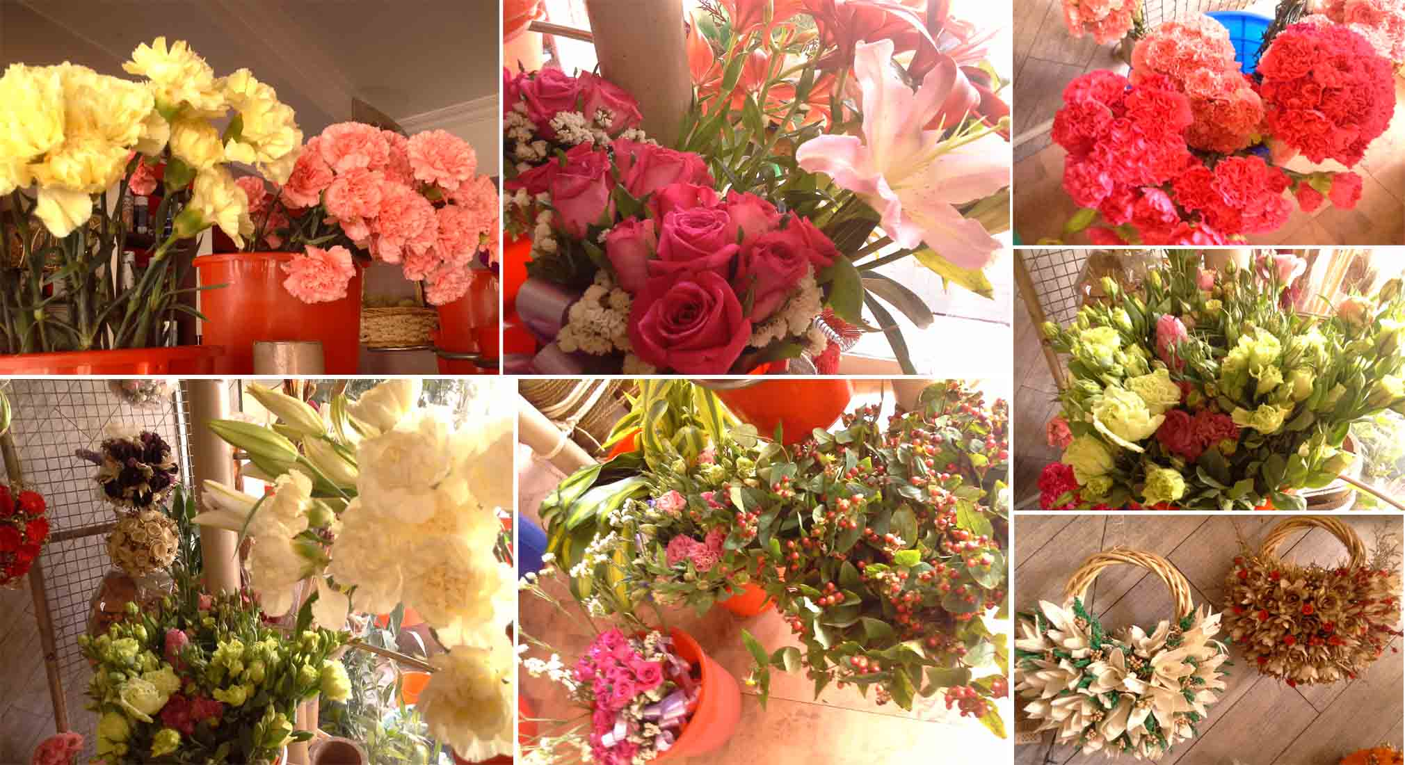 flower shop in Jaipur