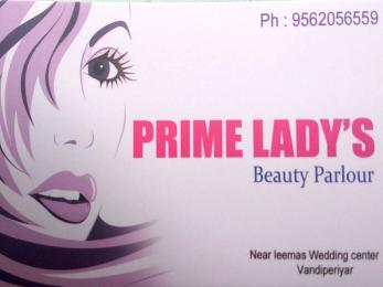 Prime Ladies Beauty Parlour In Vandiperiyar Thengakal Rd E Fordern