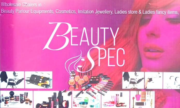 Beauty Spec Cosmetics Beauty Parlour Equipments Wholesale Online Kottayam Town In Mammen Mappila Hall E Fordern